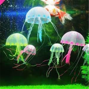 China exquisite decorative jellyfish ,fake fish aquarium on sale