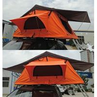 Off Road 4 Person Roof Top Tent Easy Assembling 233*140*123cm Inner Size