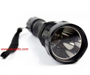 China Radiations IR Night Vision LED Lamp Aluminium Flashlight Torch Lighting Gifts on sale