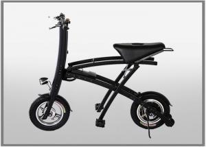 China foldable electric bike, lithium battery, range 30km, carbon frame on sale