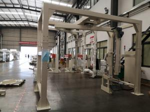 China Easy Operation Auto Pallet Wrapper / Rotary Automatic Stretch Wrap Machine on sale
