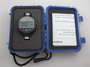China Accuracy and portable 0 - 100HC Shore Durometer / Hardness Tester HT-6600C on sale