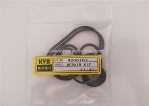 China High Resistance Pump Mechanical Excavator Seal Kit Abrasion Solvent Resistance on sale