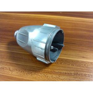 China CNC Customized High Pressure Aluminum Die Casting Led Light Bulb Parts on sale
