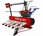 fábrica de la segadora del arroz de 1500m m