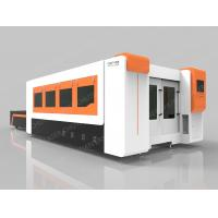 CE Fiber Laser Metal Cutting Machine 1000W Raycus Middle Power Laser Source