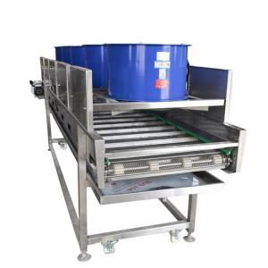 China Tomato Potato Lettuce Industrial Fruit Dehydrator Machine 800kg/h on sale