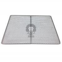 Stainless Steel Dehydrator Trays Stainless steel mesh tray is constructed with 100% 304 stainless steel 1/4 inch square