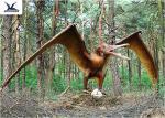 Handmade / Assembling Pterosaurs Realistic Dinosaur Models Width 5 Meters