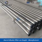 Slotted Screen Pipe for Deep Well in Water and Oil Projects