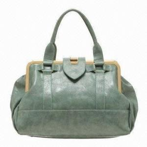 China Autumn / Winter Spacious Ladies Leather Briefcase Handbag For Office Meeting on sale