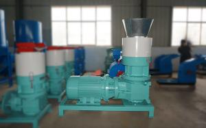 China Poultry Feed Pellet Mill-Start to Make Feed Pellets on Farm on sale