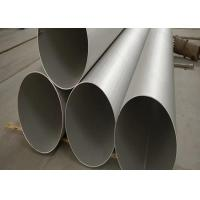 China Polished Finish Stainless Steel Welded Tube Cold Rolled Anti Corrosion on sale