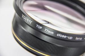 China HD MRC Close Up Macro Lens ,  67mm 77mm 82mm Ring Achromatic Lens on sale