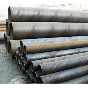 China La spirale de ssaw de Spéc. 5L X52 d'api a soudé des tuyaux d'acier on sale