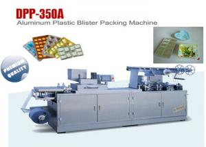 China DPP-350A large Automatic Blister Packing Machine For Capsule / Tablet / Pill on sale
