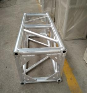 China 400mm Aluminum spigot Truss , exhibition Dj lighting truss with Air Bubble Film on sale