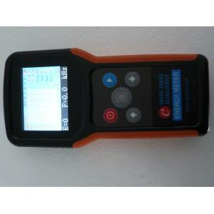 China Handhold Portable Ultrasonic Meter In Liquid Measuring Frequency on sale