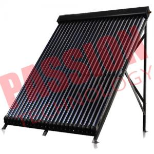 China 18 Tubes Copper Heat Pipe Solar Collector on sale