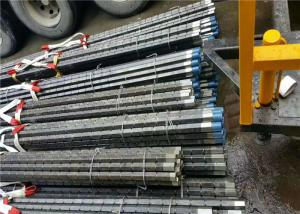 China #53#65#89 Carbon Stell Drilling Rod For Core Drilling Rig Machine on sale