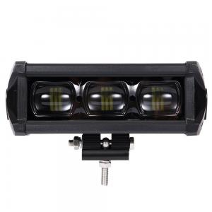 China 8D 8 Inch Waterproof SUV Led Light Bars With Bracket Led Driving Lamp 30W 2100LM on sale