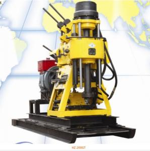 China Hot sale small spindle wide used core drilling rig on sale