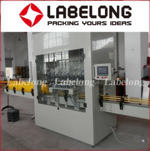 China 1000BPH Bottle Filling And Packaging Machine 500-5000 Bottles / Hour on sale