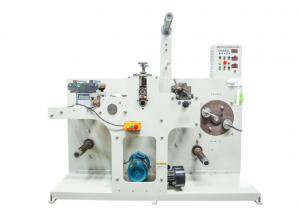 China LC-350Y rotary die cutter die cutting machine for label die cut sticker printing machine punching machine supplier