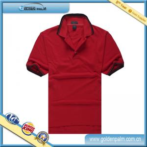 China Latest dry fit golf polo shirt for men fashion style on sale