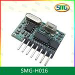 SMG-H016 Wirless Rf Digital Remote Control Receiver Module /Superregeneration Module