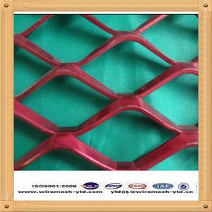 China 粉によって塗られるアルミニウムによって拡大される金属板 on sale