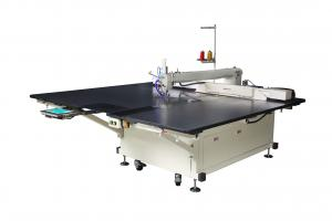 China 3000RPM Full Automatic Sewing Machine Heavy Duty With Needle Feed Mechanism on sale