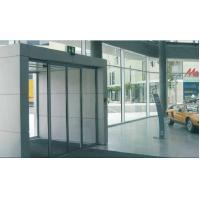 High power Motor auto sliding glass door , commercial Glass sensor door