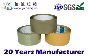 China office Bag Sealing BOPP Self Adhesive Tape for securing package on sale