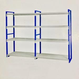 China Electrostatic Spray Heavy Duty 185cm Metal Office Bookshelf on sale