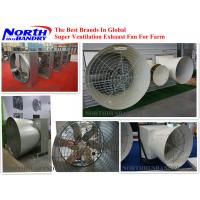 China Newest Fiber glass Wall Mount Exhaust Fan for Poultry on sale