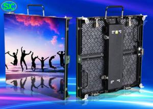 China P2 indoor led screen rental for events concerts , led digital display screens on sale