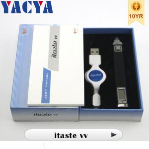 China 510 Electronic Cigarettes Original Variable Voltage Itaste VV Express Kit on sale