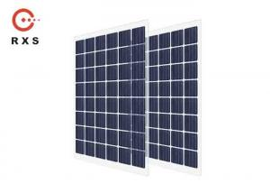 China 230W Monocrystalline Silicon Solar Panels Wind Resistance For Flat Rooftop on sale