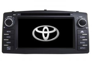 China Toyota Corolla E12 F120 BYD F3 Android 10.0 Car Multimedia Navigation System Support DSP TYT-6120GDA on sale