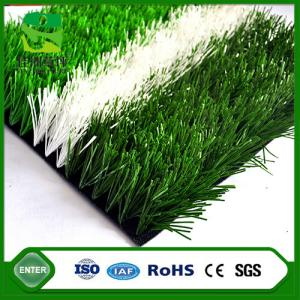 China 8000Dtex 50mm artificial grass carpets for football stadium on sale