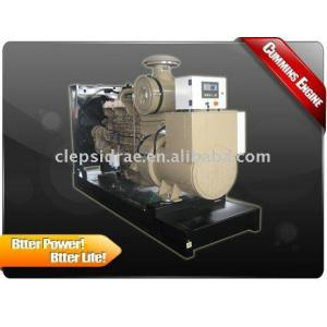 Open Type Water Cooled Diesel Generators
