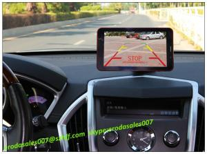 China Good performance! 7 inch Android GPS navigator, dual sim dual camera, WIFI, Analog TV,BT on sale