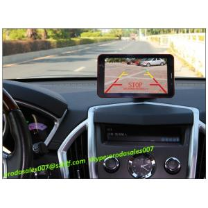 China Good performance! 7 inch Android GPS navigator, dual sim dual camera, WIFI, Analog TV,BT on sale