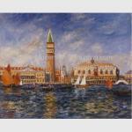 Renoir Impressionist Paintings Art Reproductionon Canvas Doges Palace Venice
