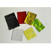 Digital Custom Printed Plastic Pouches Packaging Smell Proof Vitamin Capsules Powder Bag