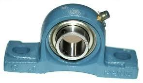 China Good Quality UKP208 Plummer block housing With Insert Ball Bearing RSR Seals on sale