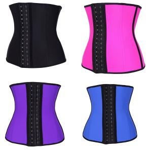 China Firm Abs Womens Waist Cincher Breathable Oem Service Slim - Fitting Heavy Fabric on sale