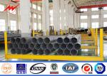 20-120ft Philippines Burial Galvanized Steel Pole For Distribution And Transmission