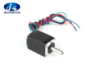 China Nema11 Micro Stepper Motor Hollow Shaft 5mm DC Motor 6oz - 17oz.in on sale
